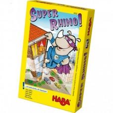 Супер носорог Rhino Hero
