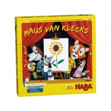Мышь одна Капля Maus van Klecks