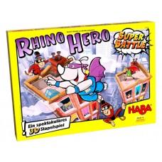 Герой Носорог - Супер схватка Rhino Hero - Super Battle 302808