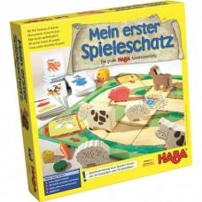 Моя первая коллекция игр Mein erster Spielschatz - Die große Spielesammlung