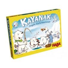 Кайанак рыбная ловля, лед и приключения Kayanak - An Arctic Adventure