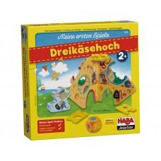 Сырный Домик Meine ersten Spiele - Dreikäsehoch