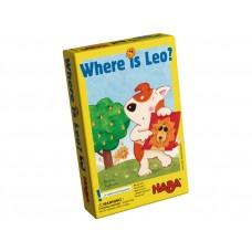 Где Лео? Wo ist Leo?