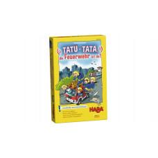 Пожарные уже тут!  Tatü-Tata, die Feuerwehr ist da!