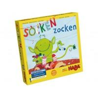 """Носок счастливчик"" Socken zocken"